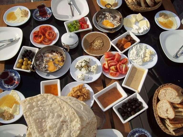 Así son los desayunos en otros lugares del mundo