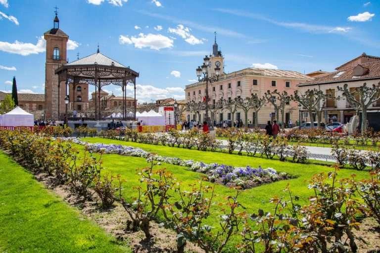 Alcalá de Henares, tierra de Cervantes y capital del tapeo