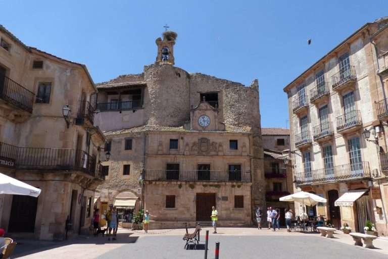 Sepúlveda, un pueblo con encanto en Segovia