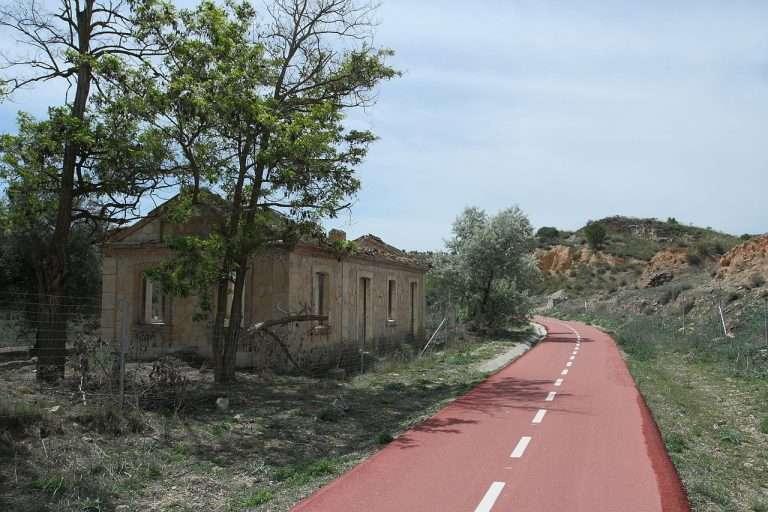 Descubre las Vías Verdes de Castilla-La Mancha