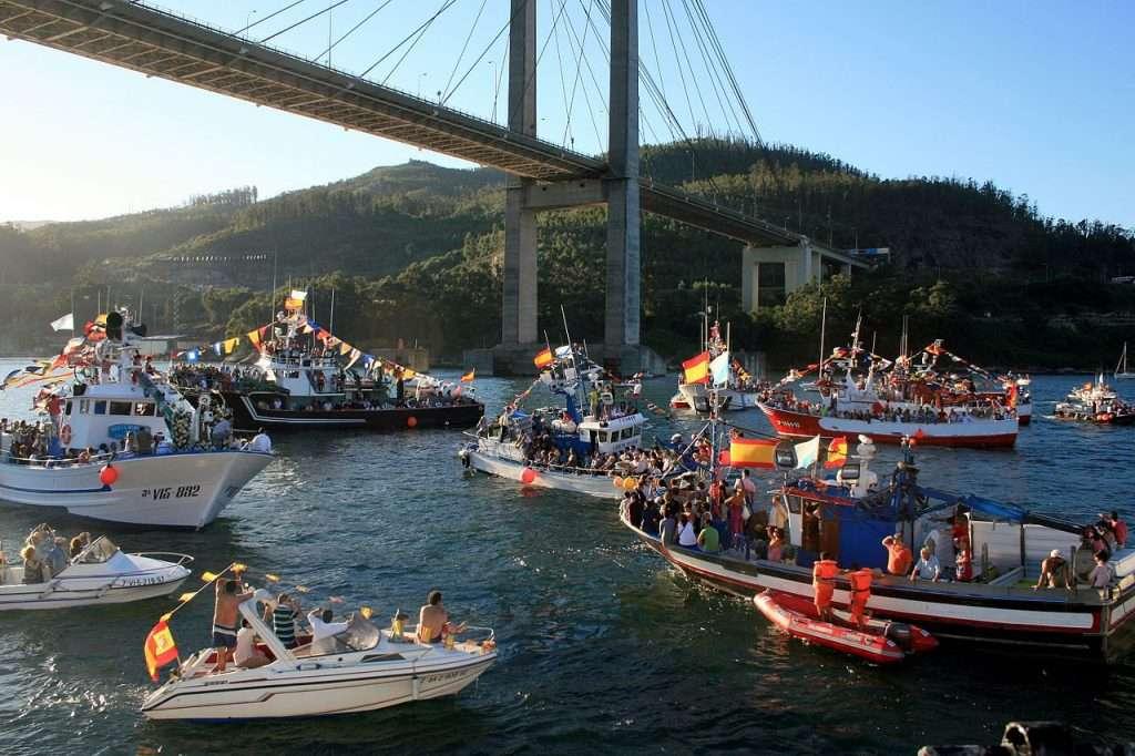 Fiestas del Carmen de Vigo