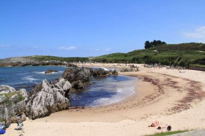 Playas de España: Toró
