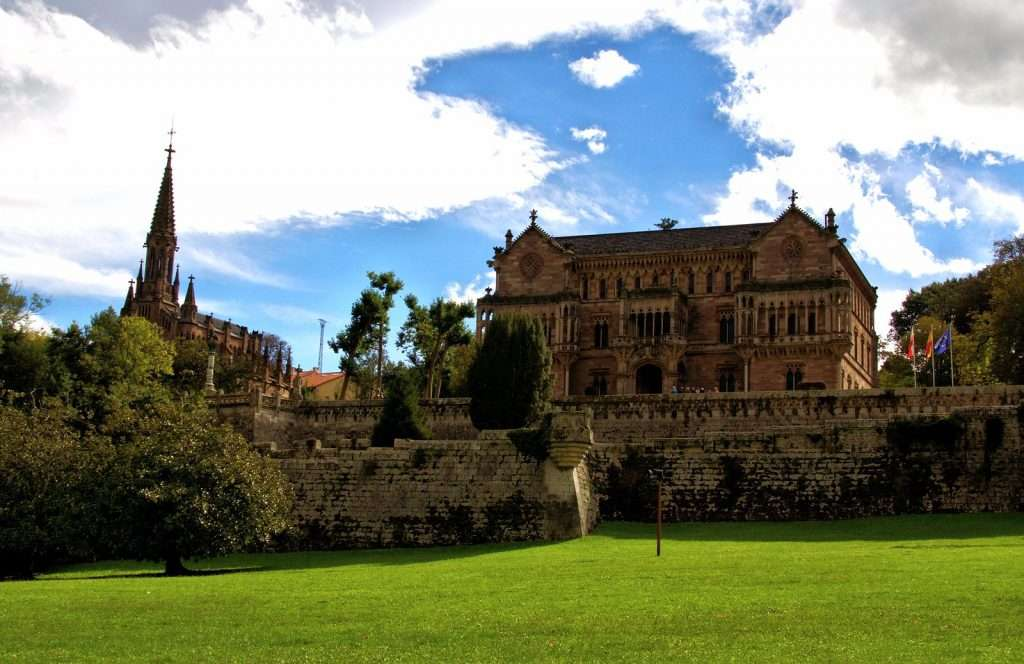 Palacio de Sobrellano