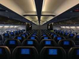 Asientos en el avion