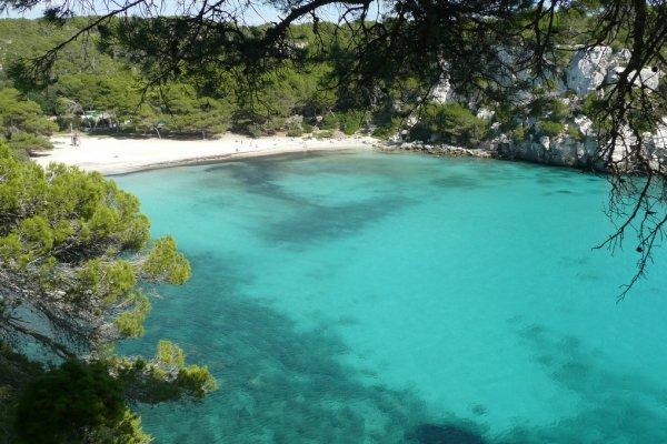 Las mejores calas en Menorca para ir en familia