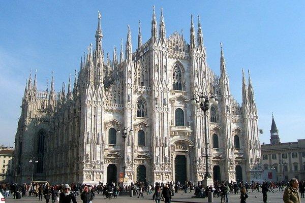 Cinco sitios para ver en Milán