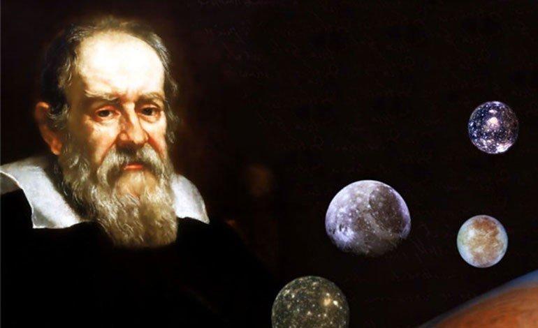 Resultado de imagen de GALILEO GALILEI