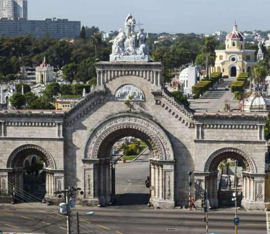 Cementerio de Colón