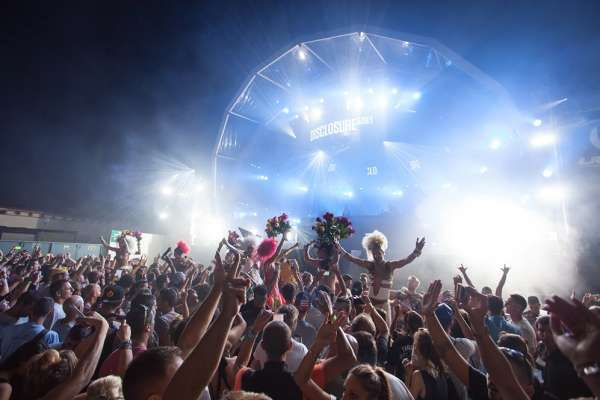 Las 5 mejores discotecas en Ibiza
