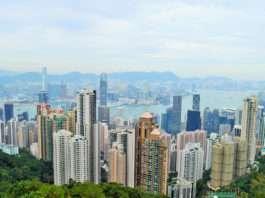 Skyline de Hong Kong - Foto de Oscar Presilla