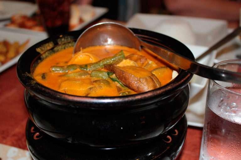Diez platos típicos de la cocina filipina